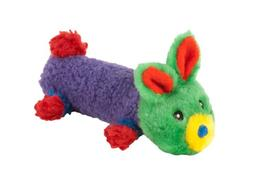 Boss Pet Chomper Noodle Doodle Squeaker Toy for Pets, Small,