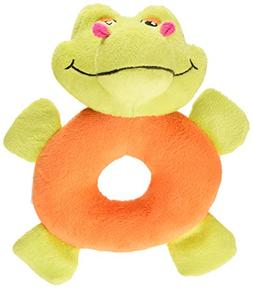 """Boss Pet Chomper 9"""" Ring Body Character with Crinkle' & Sque"""