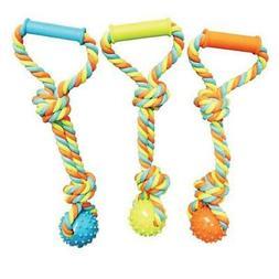 Boss Pet Chomper Rope W Handle & Ball