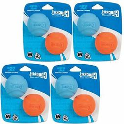 Chuckit! Fetch Dog Ball High-Bounce Rubber, Assorted Colors,