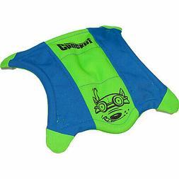 Chuckit FLYING SQUIRREL Dog Fetch Toy Floating Flyer Glowing