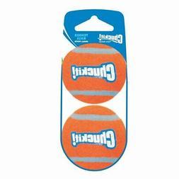 Chuckit! Tennis Ball Bouncing and Floating Dog Ball Orange/B