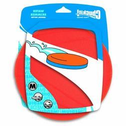 Canine Hardware Chuckit! Water Skimmer Med Orange-Blue 22320