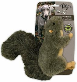 All for Paws Classic Squirrel Pet Toys, Small ,toy soft,Inst