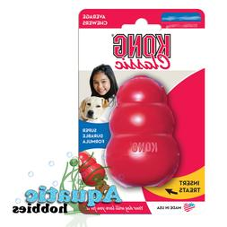 Kong Classic Treat Release Dispensing Rubber Chew Toy For Do