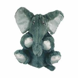 Kong Comfort Kiddos Dog Toy - Elephant Extra Small