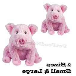 Kong Comfort Kiddos Dog Toy - Pig