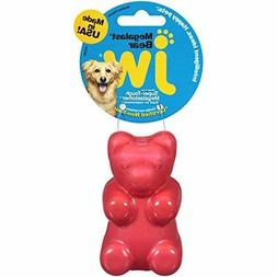 Jw Pet Company Megalast Gummi Bear Dog Squeak Toy Medium Siz