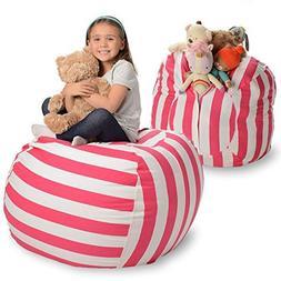 Creative QT EXTRA LARGE Stuff 'n Sit - Stuffed Animal Storag