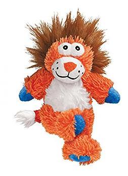 KONG Cross Knots Lion Toy, Medium/Large