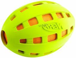 Nerf Dog Crunch and Squeak Football Dog Toy, Medium/Large, G