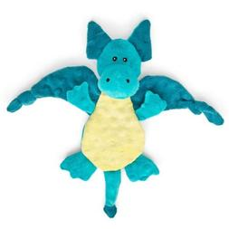 BARK Cute Dog Toy - Dingbert the Dragon