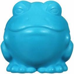 JW Pet Company Darwin the Frog Dog Toy, Large