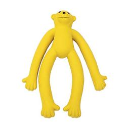 Coastal Pet Rascals Latex Squeaker Long Legged Monkey Dog To