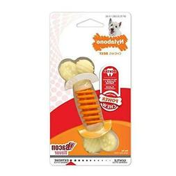 Nylabone PRO Action dog Bone Dental Chew Toy, Small