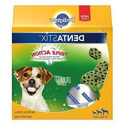 PEDIGREE DENTASTIX Fresh Bites Treats for Dogs 18 Ounces,  R