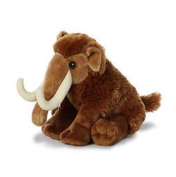8 Inch Destination Nation Woolly Mammoth Plush Stuffed Anima