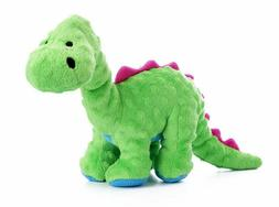 Godog Dinos With Chew Guard Technology Durable Plush Squeake