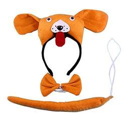 dog animals 3d suit dressing
