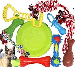 Jalousie Chew Toy Natural Rubber chew Toy for Interactive Pl