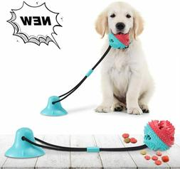 Dog Chew Toys for Aggressive Chewers, Suction Cup Dog Chewin