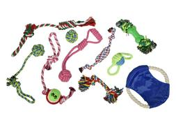 Dog Chew Toys for All Sizes - Safe Rope Dog Toys
