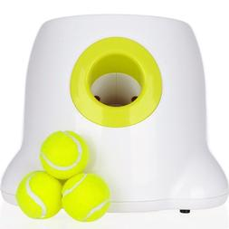 dog pet toys tennis launcher automatic throwing