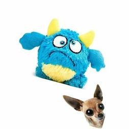 NEILDEN Dog Plush Ball Toys for Durable Squeaky Plush Doll S