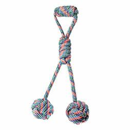 Dog Rope Toys Chewers Indestructible Chew Cotton Tug of War
