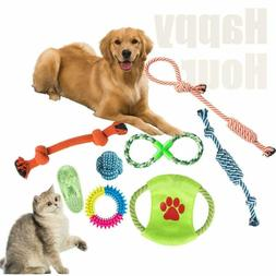 Ibobo Dog Rope Toys, Dog Toys Set, Doggies Chew Toys, Puppy