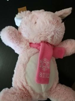 dog toy hope 2018 plush pink bunny