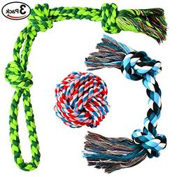 EETOYS Dog Toy Rope,Tug Rope for Large Dogs,Thick Rope Dog T