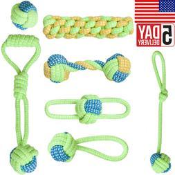 Dog Toys 7 Large Dog Rope Toys for Medium and Large Dogs Tug