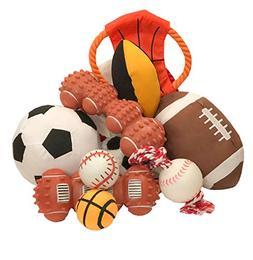 Wolfe & Sparky Dog Sports Toys  for The Athlete in Your Pooc
