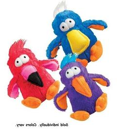 Dog Toys DoDo Birds Fun Soft Cuddly Plush Loud Two Squeakers