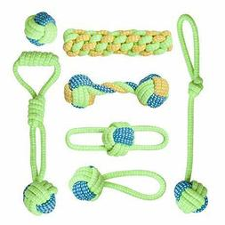 Dog Toys-Dog Rope Toys for Medium Dogs and Puppies, Teething