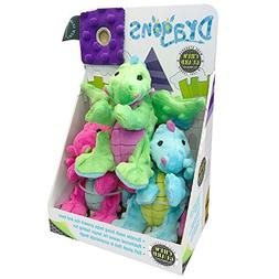 TrustyPup Dog Toys - Dragons