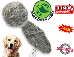 Hyper Pet Doggie Pal Plush Interactive Dog Toys Tail- FreeSh