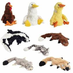 Doggles Water Bottle Dog Toys Covers Plush chicken rooster c