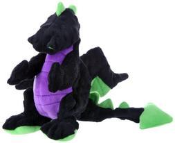goDog Dragon With Chew Guard Technology Tough Plush Dog Toy,