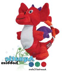 Kong Dragon Knots Medium / Large Assorted Rope Squeaks Fun I