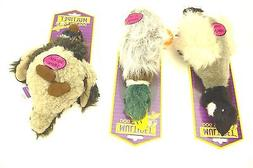 Multipet Duck Theme Dog Toys Squeeze  I  Honk Polyester Fibe