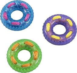 Dura-brite Lace-up Ring for Dog,  Color: Assorted , Size: 5
