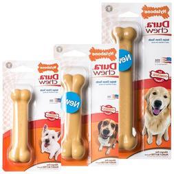 Nylabone Dura Chew Bone - Peanut Butter Flavor Allergen-Free