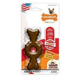 Nylabone Dura Chew Power Chew Textured Ring Bone, Small Dog
