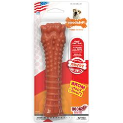 Nylabone Power Chew DuraChew Bacon Bone Dog Chew Toy, X-Larg