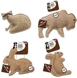 Ethical Pet Dura-Fused Buffalo, Raccoon, Squirrel, and Rabbi
