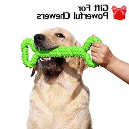 Durable Dog Chew Toy for Powerful Chewers Large Medium Dogs,