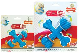 Nylabone DuraChew X Bone Beef Flavored Dog Toy