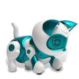 Tekno Newborns Electronic Robotic Pet Interactive Kitty Cat